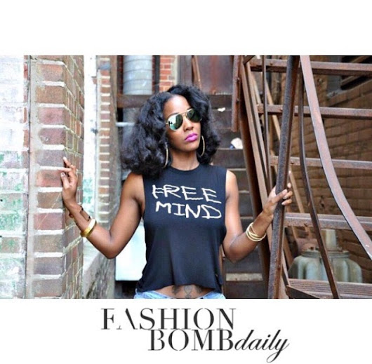 Fashion Bomb Daily Feature