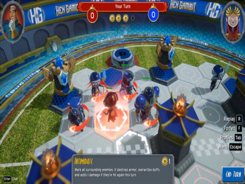 Download Hex Gambit Free Full Game For PC