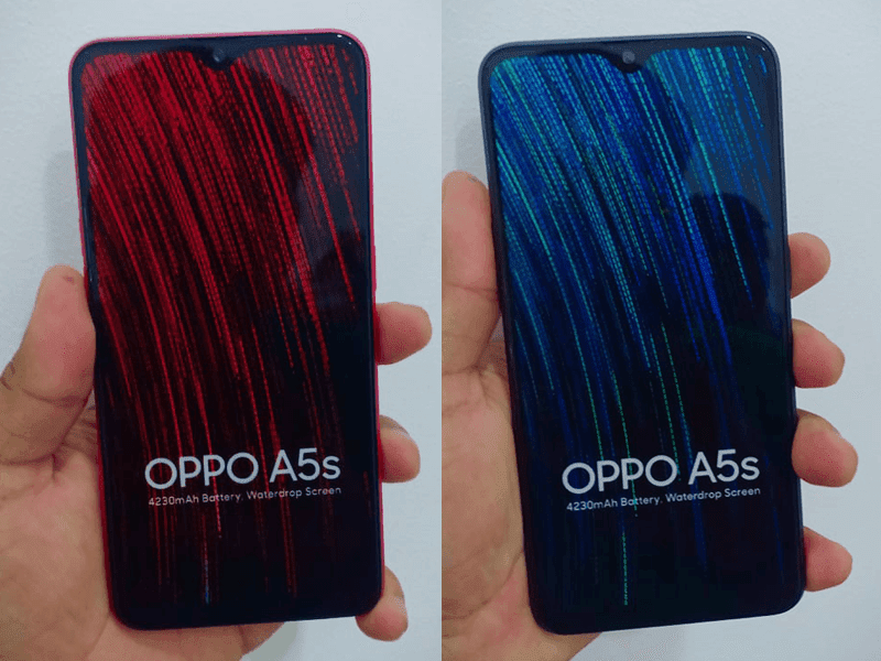 OPPO A5s with Helio P35 chip will come with an aggressive PH price tag