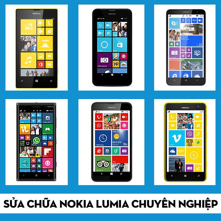thay mặt kính Nokia 5 tại HCM