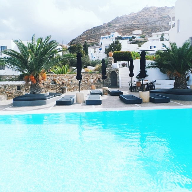 Liostasi hotel & spa (private pool),Ios island