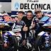 El Team Del Conca Gresini presentó el equipo de Moto3 2018