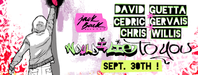David Guetta, Cedric Gervais & Chris Willis Unveil 'Would I Lie To You' Lyric Video