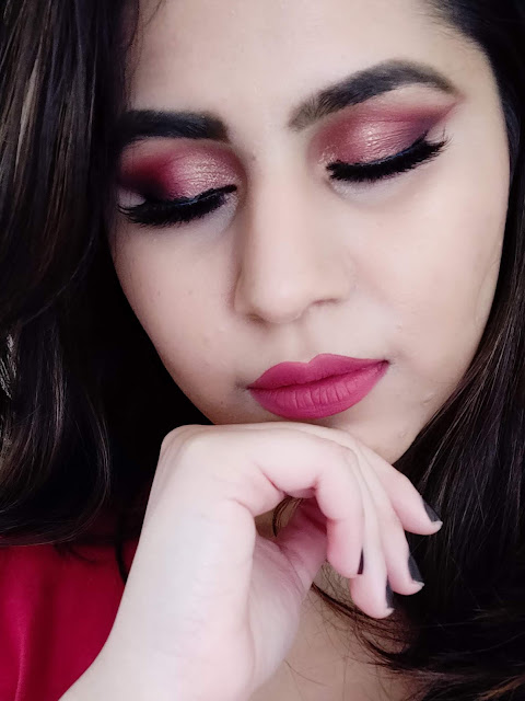 Niharika Verma - Top 5 Eye Shadow Palettes in India under Rs.1000/- and their Swatches - Etude House Leopard Runway
