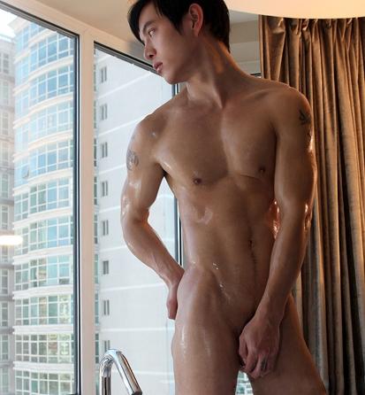 korean boys naked