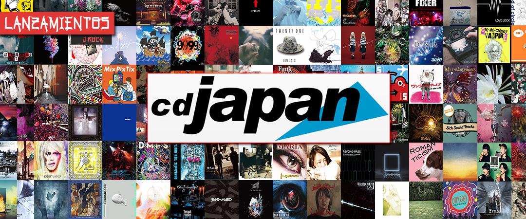 LANZAMIENTOS J-ROCK ABRIL 2019 - CD JAPAN