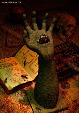 Inquieta das mãos demência