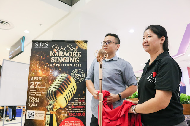 SDS organize Parents' Day singing competition