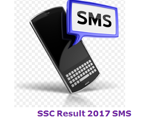 SSC Result 2017 Dhaka Board Mobile SMS