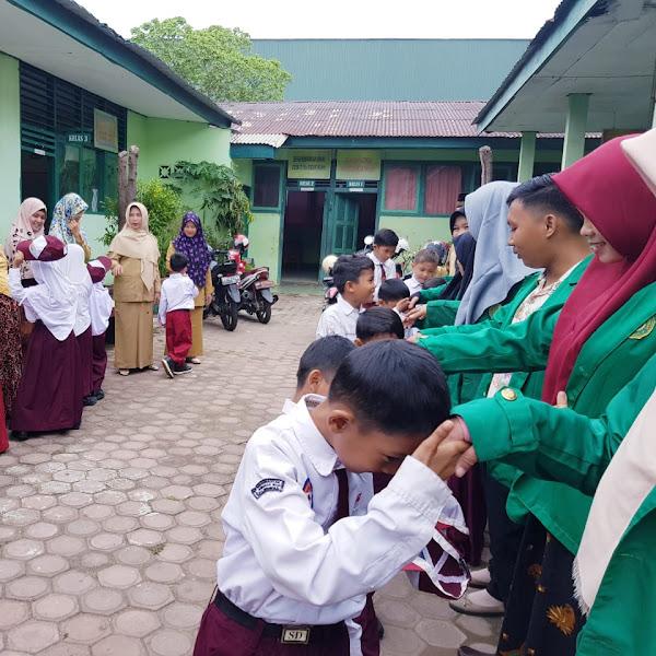 Berkenalan Dengan Murid  Kelas 2 SD Muhammadiyah II Kota Bengkulu