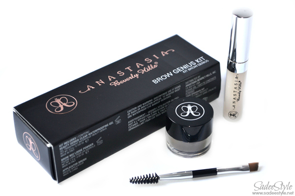 Anastasia Brow Genius Kit