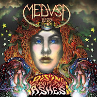 "Το κομμάτι των Medusa1975 ""Heddin' For Armageddon"" από το album ""Rising From The Ashes"""