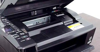 Epson Stylus NX215 Connect Printer Setup for Windows