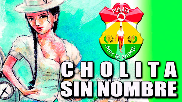 Video Cholita sin nombre