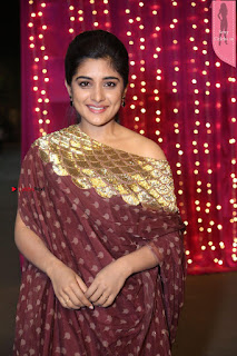 Niveda Thomas Looks Super cute at Zee Telugu Apasara Awards 2017 10