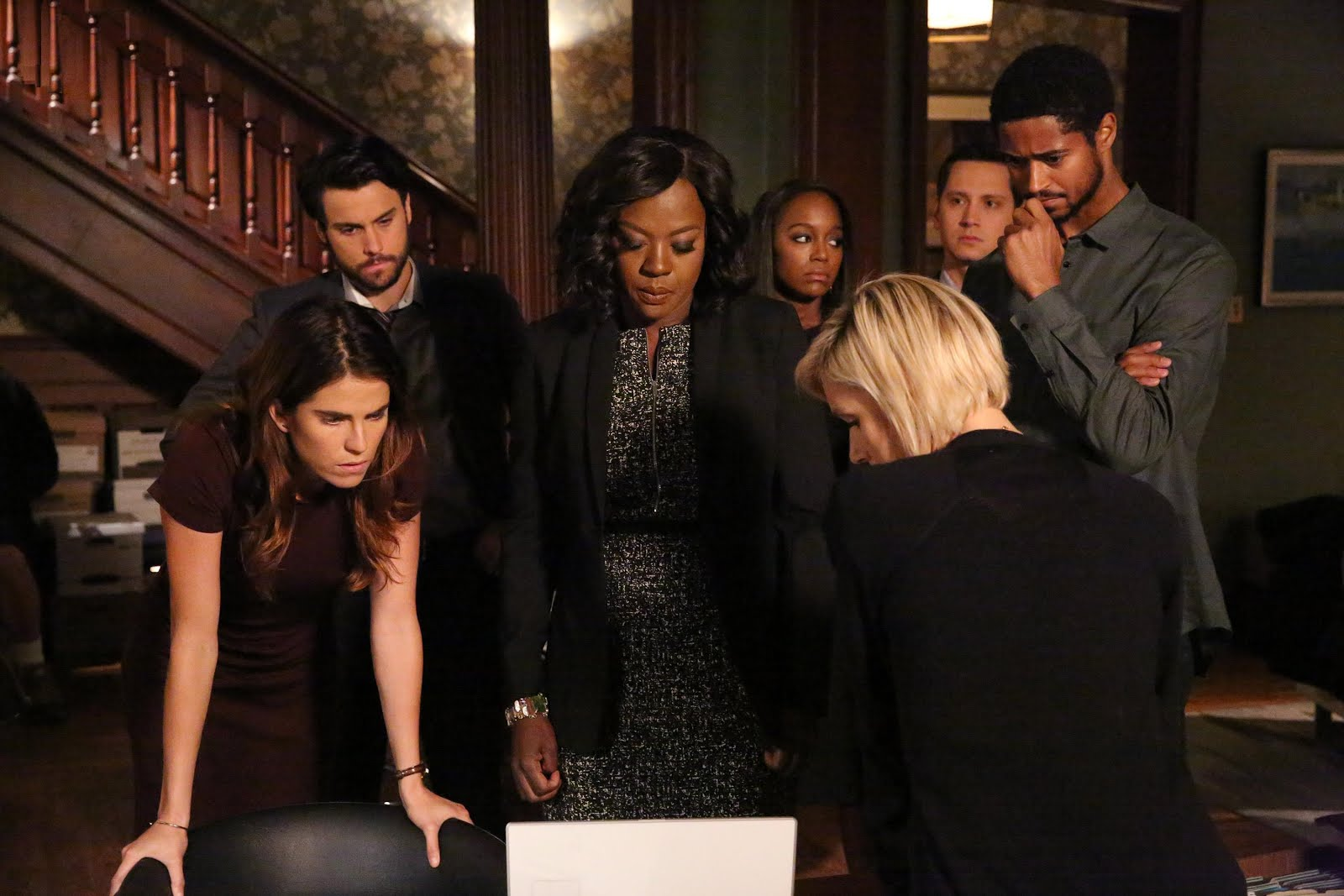 How to Get Away with Murder 3x07 Call It Mother's Intuition review htgawm