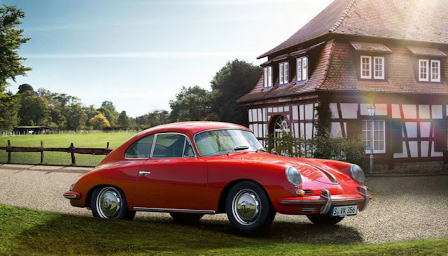 Porsche разработала защиту для классических авто