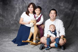 Koay Family Portrait