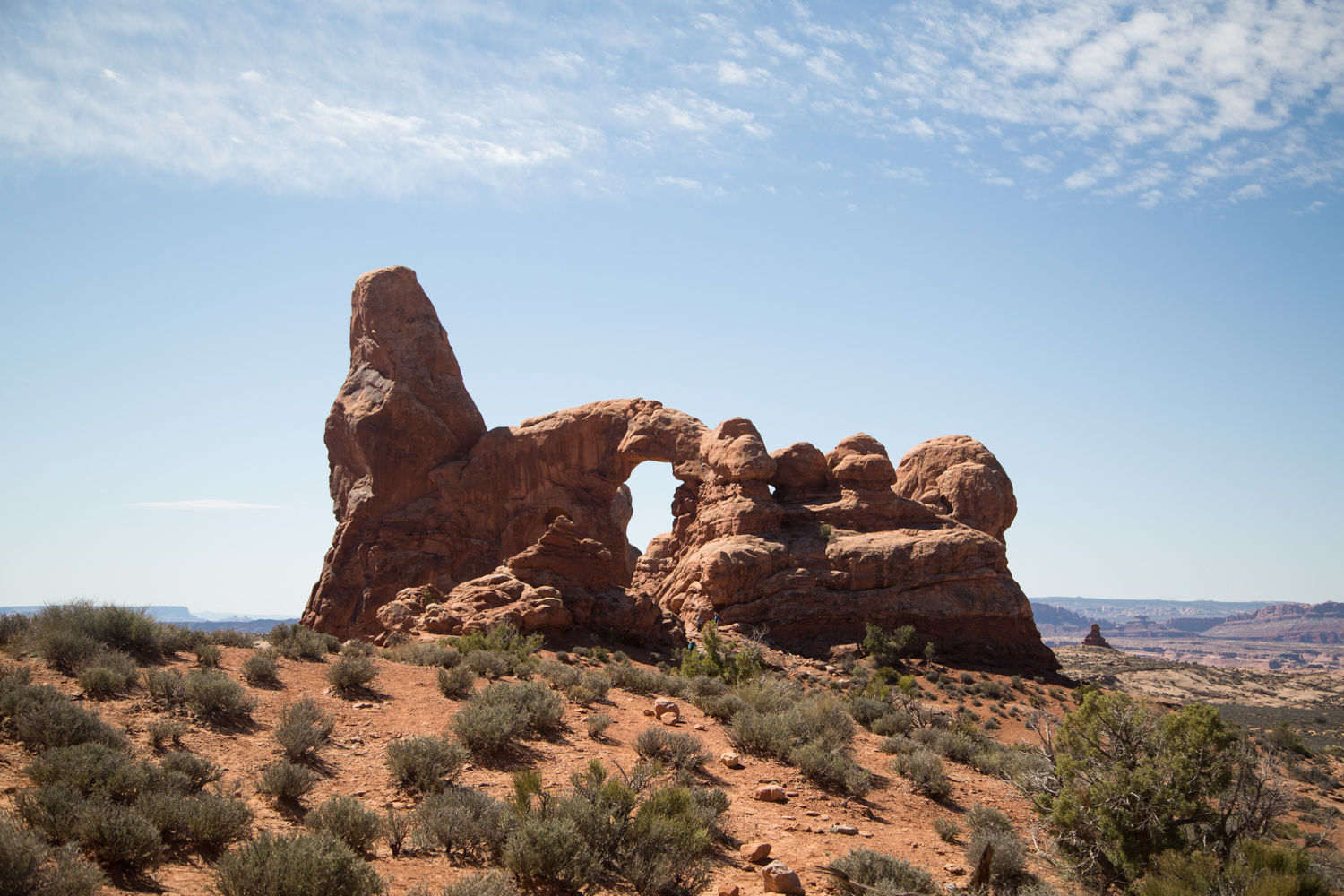 Arches National Park Couples Vacation