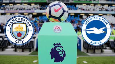 Матч 1/2 финала Кубка Англии «Манчестер Сити» — «Брайтон» состоится 6 апреля