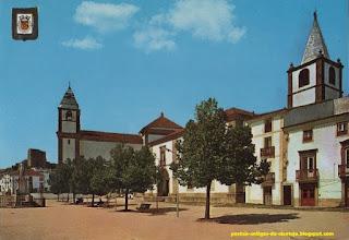 OLD PHOTOS / Postais Antigos 2, Castelo de Vide, Portugal