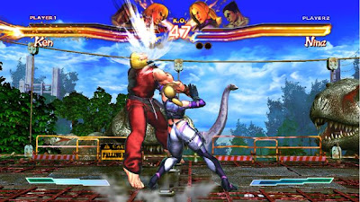 Street Fighter X Tekken screenshots Download Free PC Game Street Fighter X Tekken Full Version