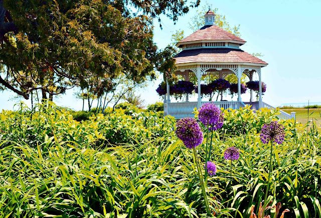 Mackinac Island Gazebo