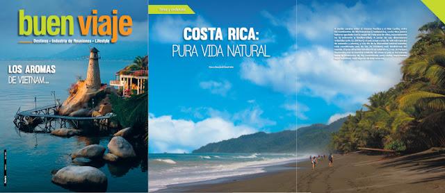 Reportaje Costa Rica Pura Vida Natural, Jordi Canal-Soler