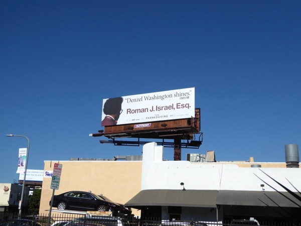 Roman J Israel Esq billboard