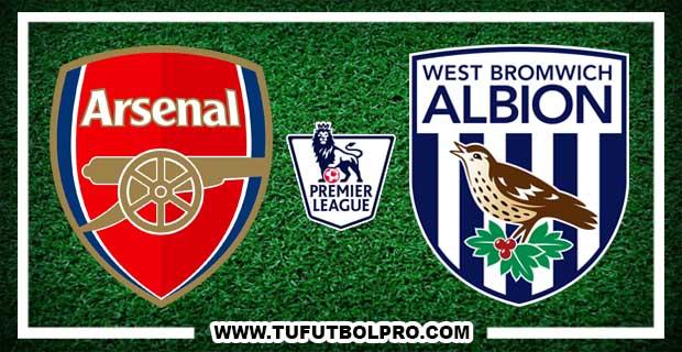 Ver Arsenal vs West Bromwich Albion EN VIVO Por Internet Hoy 26 de Diciembre 2016