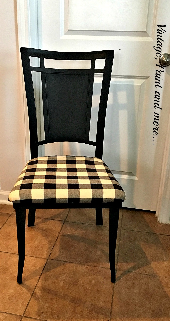Kitchen Table and Chairs Makeover   Vintage, Paint and more...