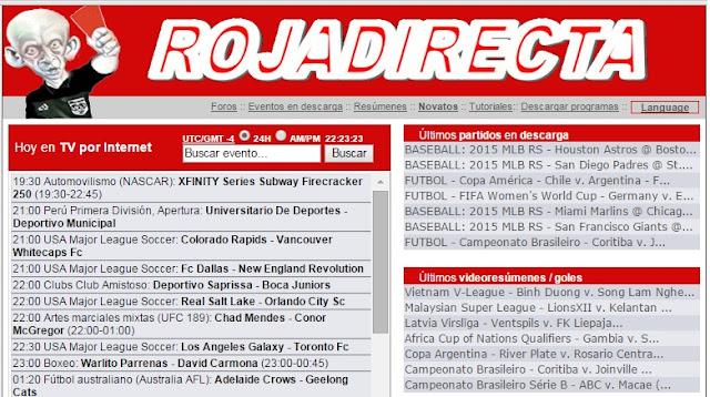 Mediapro pide a Rojadirecta 100 millones para dar El Clásico