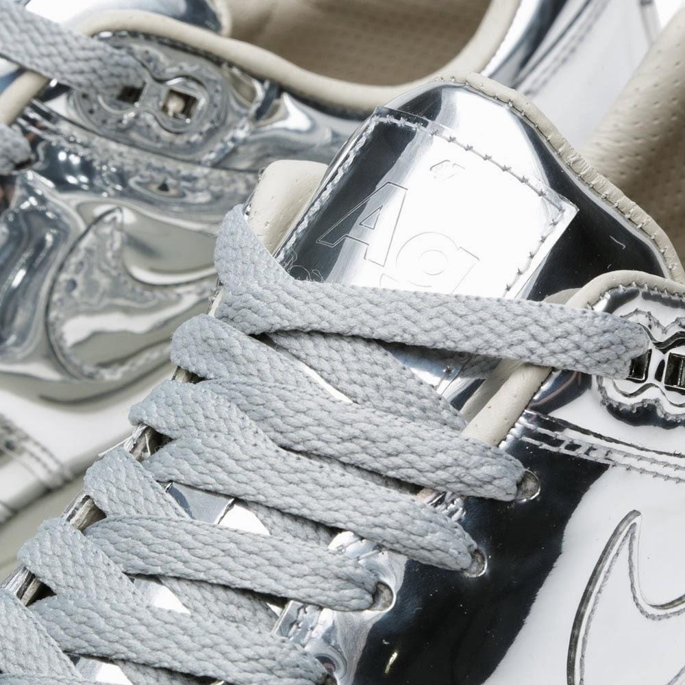 HYPE STREET: Nike Air Max 1 SP 'Liquid Silver'