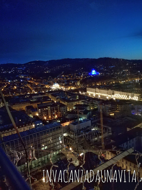 Torino Mole Antonelliana panorama