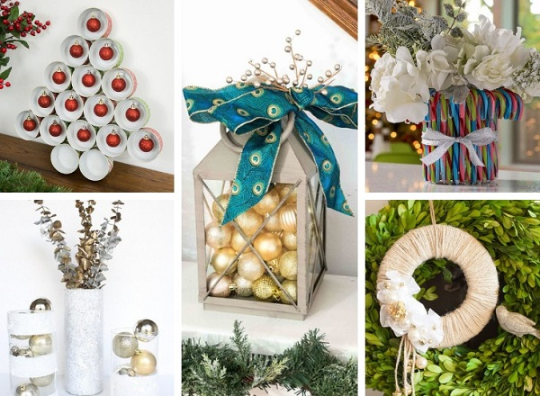 20 elegant christmas decor crafts from the dollar store frugal