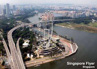 Singapore - Malaysia Tour Package - Singapore Flyer - Singapore - Salika Travel