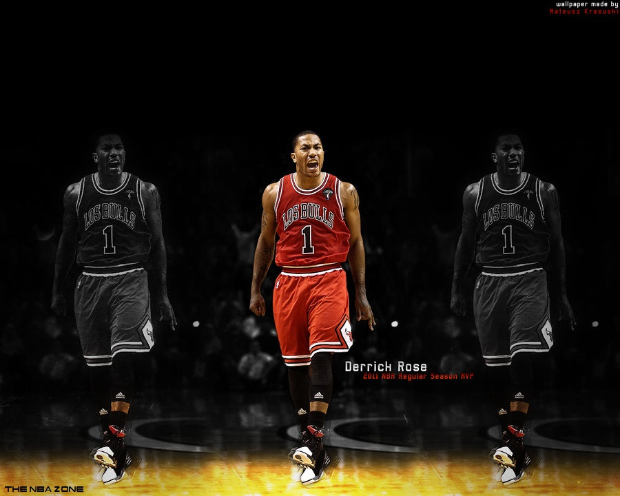 20 best derrick rose hd wallpapers - Derrick rose cavs wallpaper ...