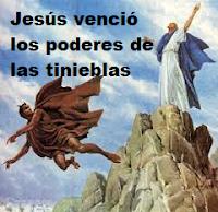 1 Juan 3,8. Jesucristo apareció para deshacer las obras del diablo