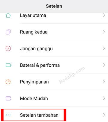 Cara Menambah Kapasitas RAM HP Xiaomi