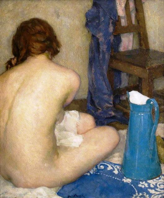 David Foggie,  Il nude in arte, Artistic Nude