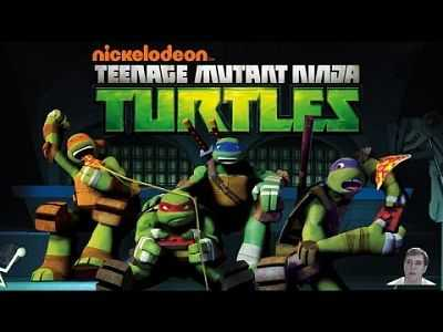 Teenage Mutant Ninja Turtles Hindi Dubbed 26 Episodes Free Download HDTV