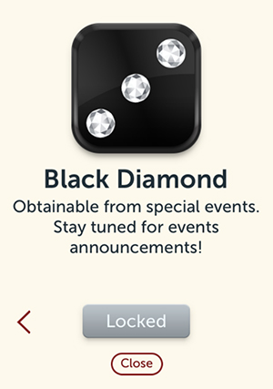The Black Diamond Custom Dice Are Offered From Time To By Placing In Premium Tournament Or Winning Free Daily