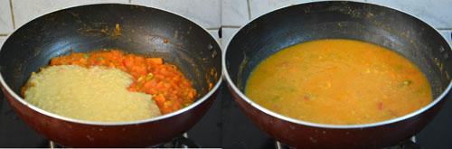 lentil gravy for polenta