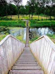 Moses Bridge Stairs