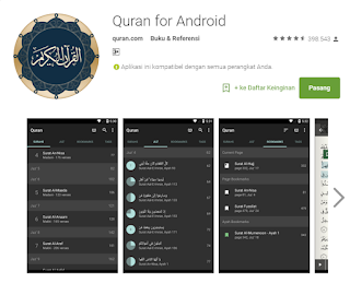 anda muslim? inilah aplikasi android disarankan untuk anda download