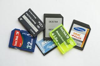 SD card corrupt