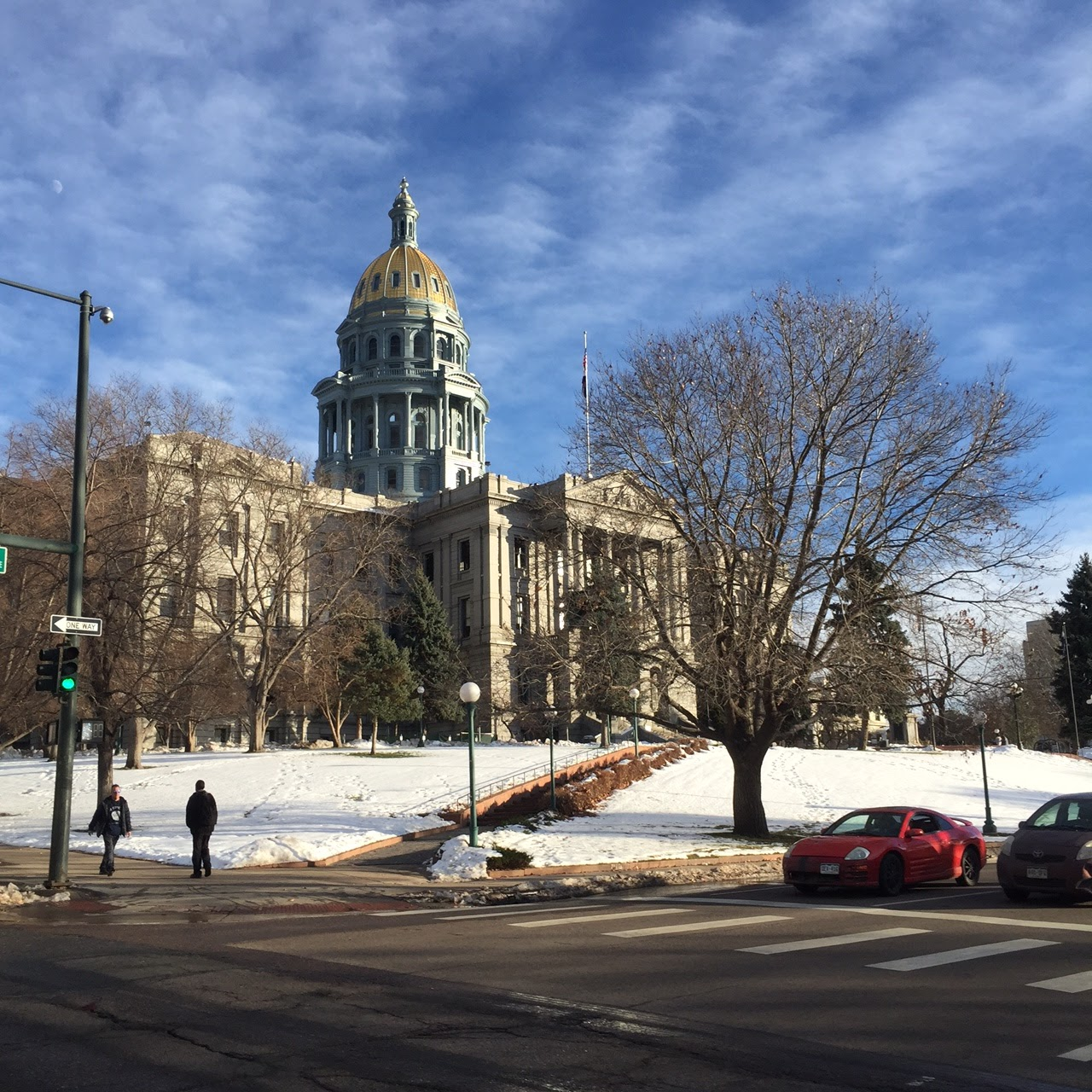 The Unpaved Road: Spending Christmas in Colorado - Denver ...