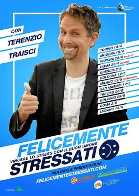 Giovanni Bona Sponsor di FelicementeStressati terenzio traisci