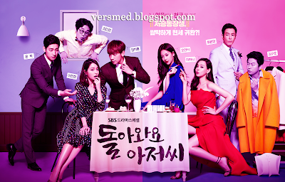 Sinopsis Drama Korea Come Back Mister