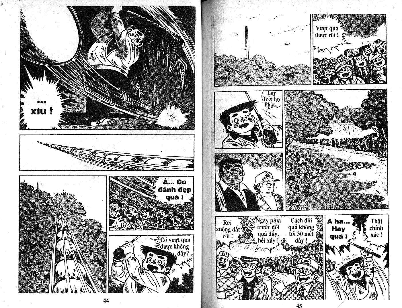 Ashita Tenki ni Naare chapter 20 trang 21